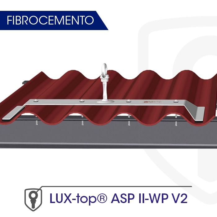 ASP II WP V2 - LUXTOP Sistemas Anticaídas, Calle Talabarteros, Herencia, España