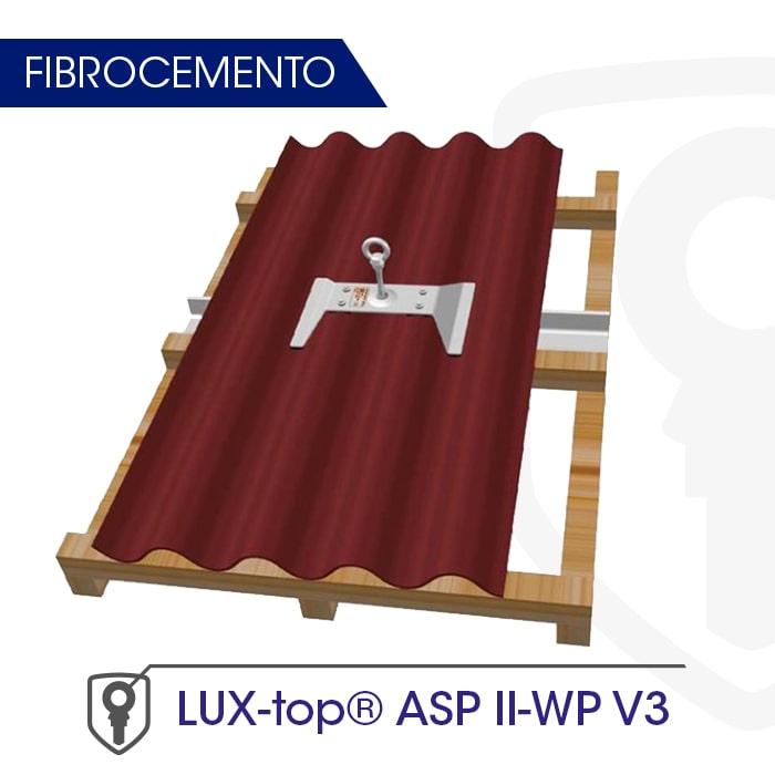 ASP II WP V3 - LUXTOP Sistemas Anticaídas, Calle Talabarteros, Herencia, España