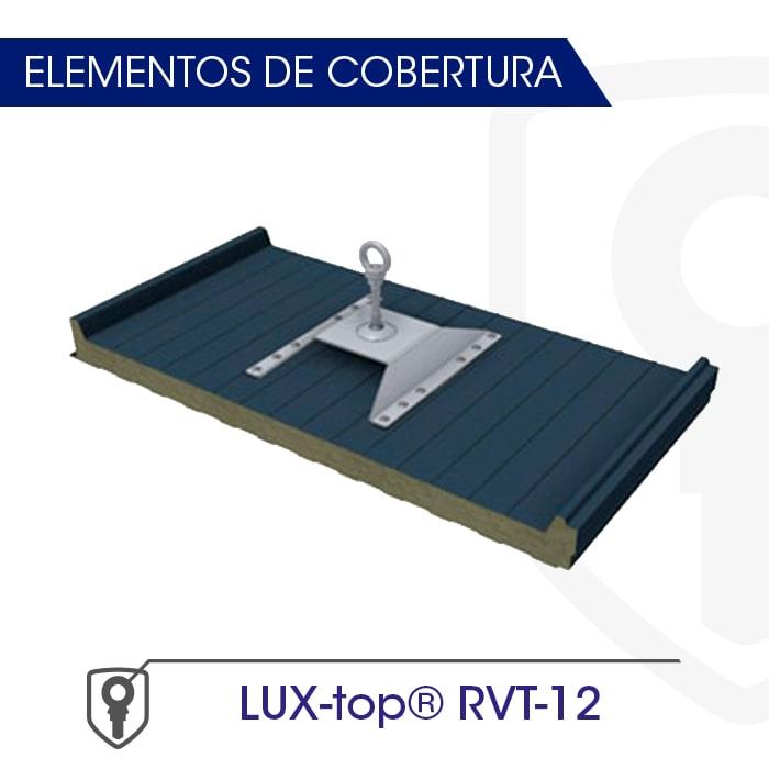 LUX-top RVT-12 estructura de cobertura - LUXTOP Sistemas Anticaídas, Calle Talabarteros, Herencia, España