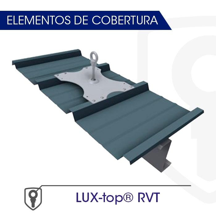 LUX-top RVT estructura de cobertura - LUXTOP Sistemas Anticaídas, Calle Talabarteros, Herencia, España