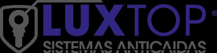 Logo LUXTOP Sistemas anticaídas