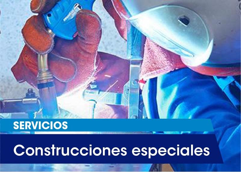 Servicios LUXTOP Construcciones Especiales